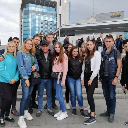 Відбулася V щорічна акція «Мистецтво об'єднує молодь».(20.09.19.)